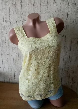 Стильная блуза майка