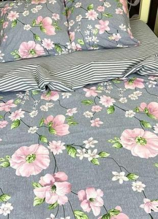 Комплекти постільної білизни, комплекты постельного белья магнолия