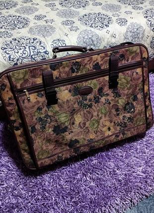 Чемодан дорожная сумка