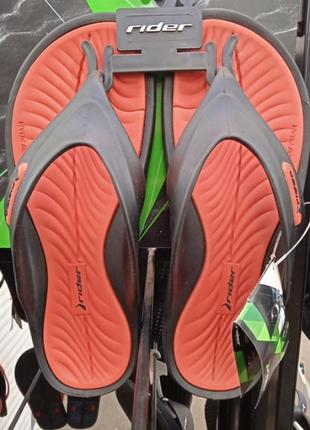 Вьетнамки rider cape мод. 82564   (100% - оригинал)  made in brazil. ipanema