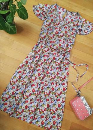 Красивое платье миди george