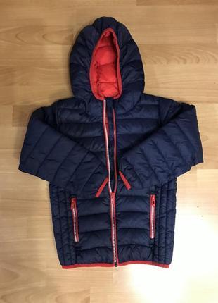 Charles vogele куртка на мальчика 116 см
