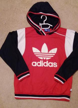 Реглан свитшот олимпийка adidas оригинал