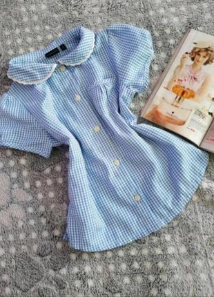 Сорочка на дівчинку 6-7 років