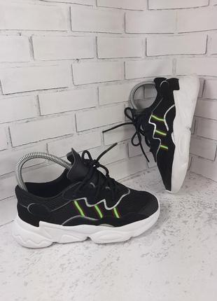 Кроссовки оригинал adidas ozweego  ee8288