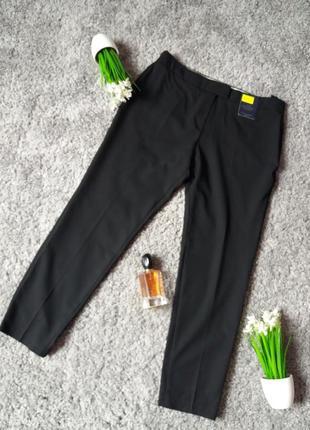 Укорочені класичні брюки 50-52р.