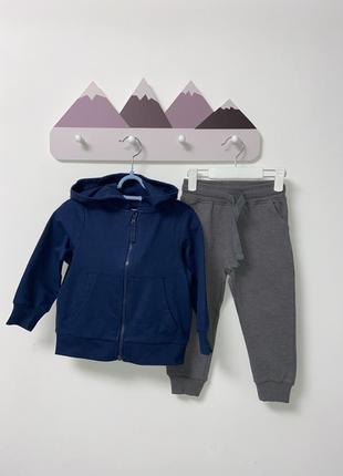 Детская толстовка и штаны