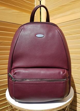 Стильный вместительный женский рюкзак david jones #5504