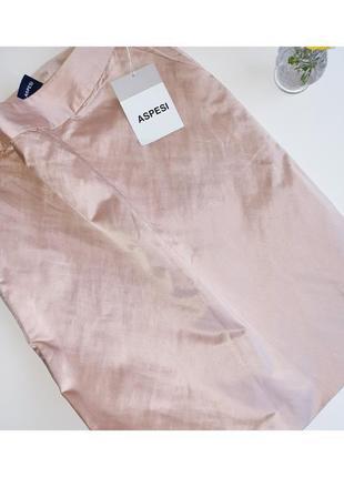 Шелковая юбка aspesi