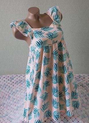 Сарафан платье девочке