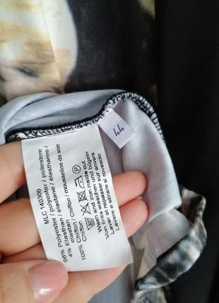 Красивенная блуза с леопардом8 фото