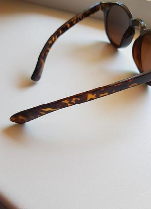Очки солнцезащитные анималистический принт5 фото