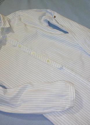 Крутая блузка-рубашка zara