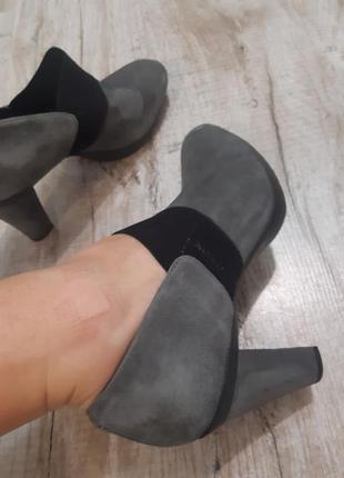 Туфли ботиночки geox 40 размер