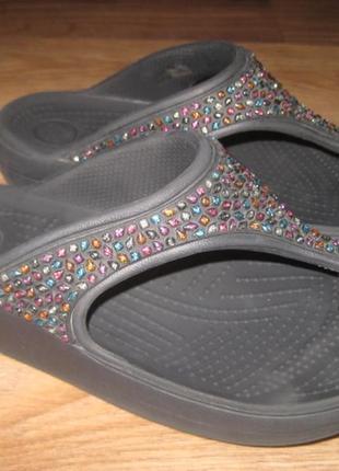 Кроксы crocs оригинал - (w 5) 35 размер