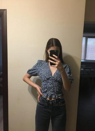 Блуза топ футболка