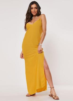 Новое макси платье с размеразми missguided