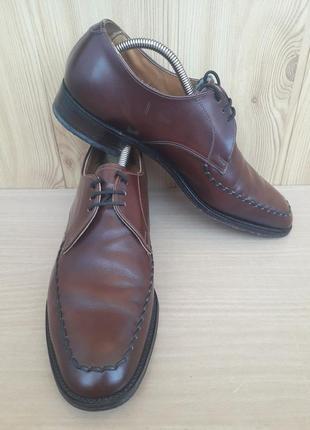 Туфлі loake, кожа