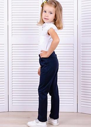 Школьные брюки для девочек2 фото