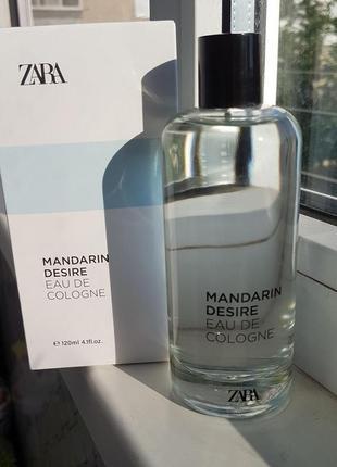Mandarin desire zara