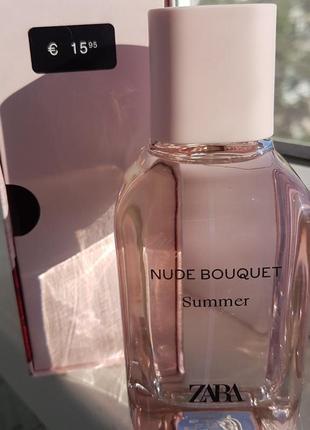 Nude bouquet summer от zara1 фото