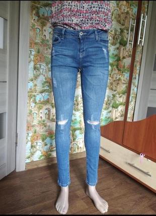 Тягучие джинсы