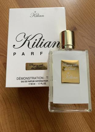 Женские духи kilian playing with the devil tester 50 ml.