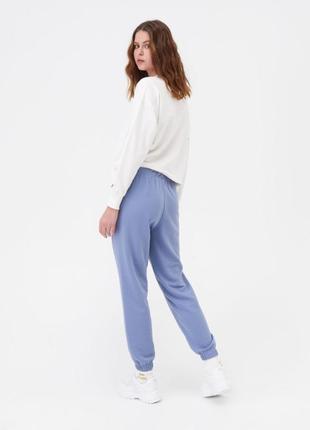 Спортивные штаны, джоггеры женские без флиса с карманами3 фото