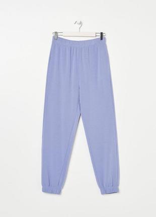 Спортивные штаны, джоггеры женские без флиса с карманами4 фото