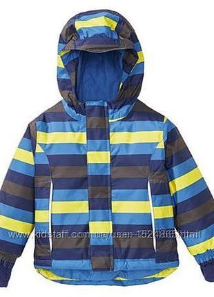 Зимняя термо куртка lupilu в отличном состоянии