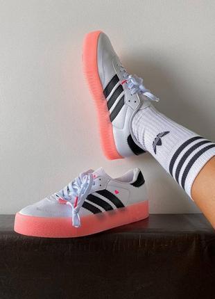 Adidas sambarose кроссовки адидас  наложенный платёж купить