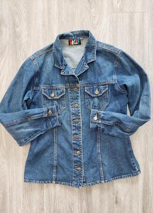 Джинсова куртка happy mode