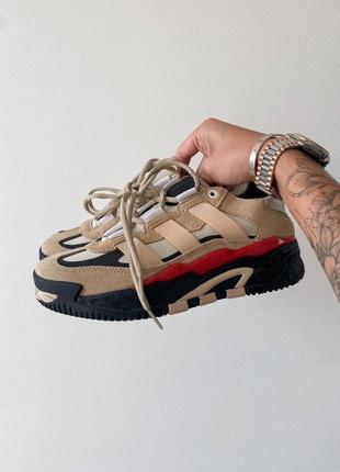 Мужские кроссовки adidas niteball beige / чоловічі кросівки