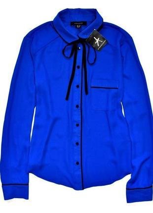 Atmosphere новая блуза цвета электрик. л.12.40