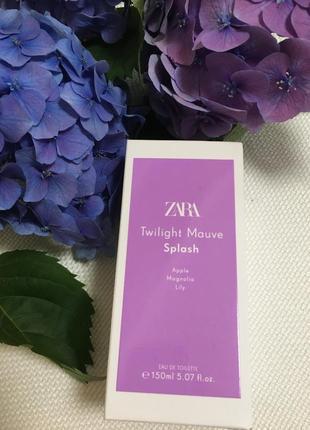 Zara twilight mouve splash 150ml