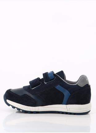 Оригинальные детские кроссовки geox (j049ee-022bc-cf44k)2 фото