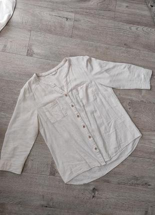 Плотная рубашка