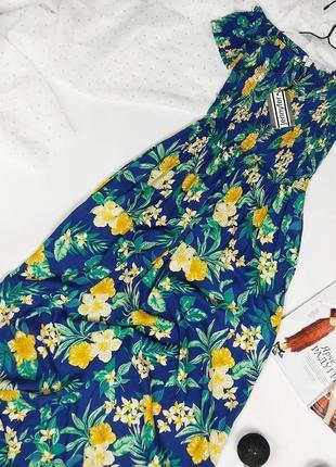 Летний сейл! новое натуральное платье jennyfer