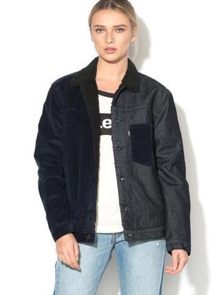 Куртка комбинированная levis