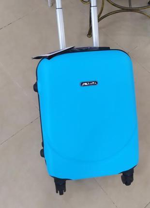 Ручная кладь,маленький чемодан, bagia milano5 фото
