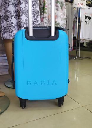 Ручная кладь,маленький чемодан, bagia milano2 фото