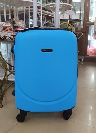 Ручная кладь,маленький чемодан, bagia milano3 фото