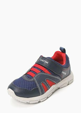 Оригинальные детские кроссовки geox (j157na-0fe14-c0735)2 фото