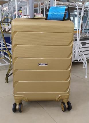 Маленький чемодан ,для ручной клади ,суперпрочный корпус!