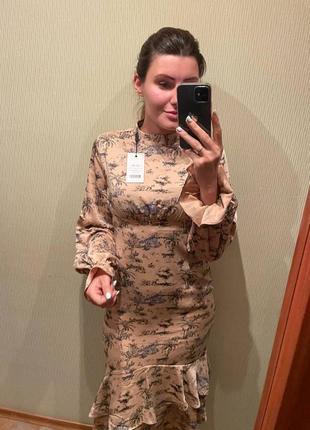 Новое платье сафари от na-kd