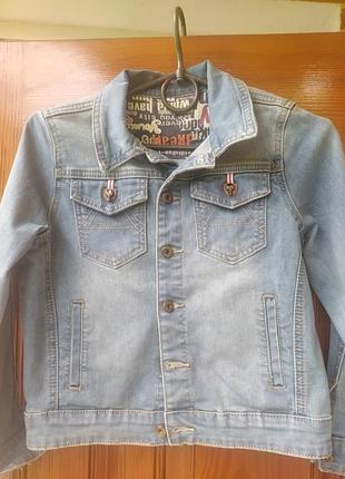 Дуже круті джинсові курточки