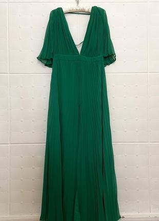 Шикарное платье в пол asos