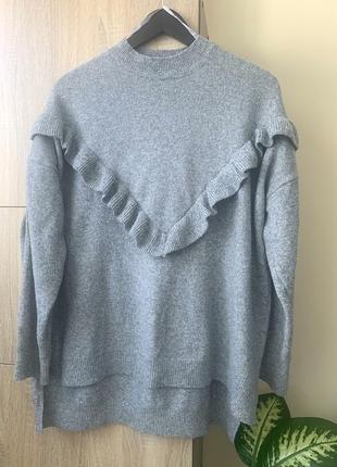 Мягкий свитерок peacocks