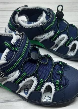 Босоножки сандали на мальчика cool club