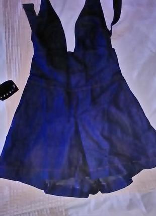 Комбинизон юбка-шорты